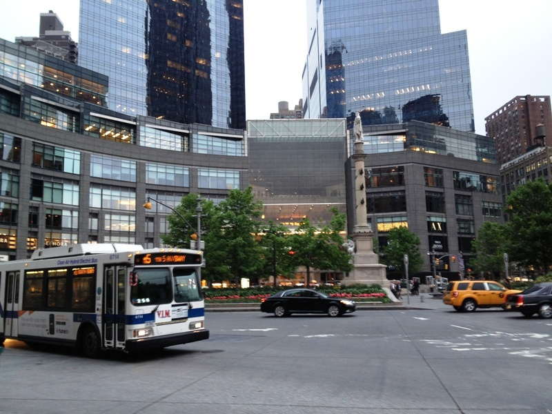 The Time Warner Center